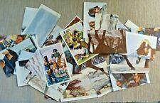 Lots d'une trentaine d'images publicitaires du chocolat l'Aiglon série Napoléon