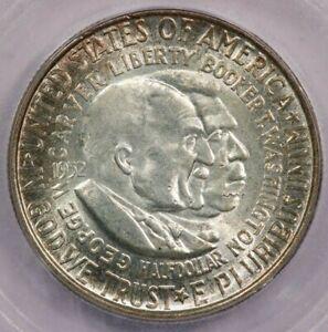 1952 Washington Carver Classic Silver Commemorative Half Dollar ICG MS64