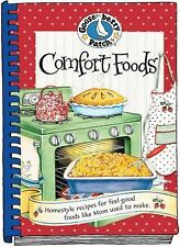 New Comfort Foods Gooseberry Patch Spiral Bound Easy Homestyle Recipes