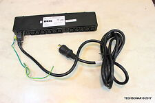Dell 1T890 APC AP6020 11-Outlet 120V Rackmount With Cable and Spring