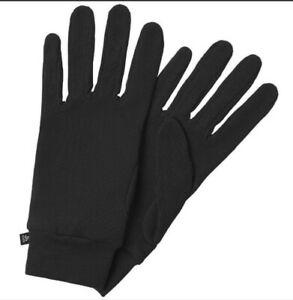 Odlo ORIGINALS WARM Handschuhe, Laufhandschuhe, Funktions-Fleecehandschuhe Gr.XS