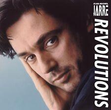 JEAN-MICHEL JARRE - REVOLUTIONS  CD NEUF
