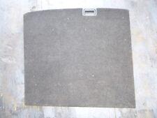 Subaru Forester SG9 STi JDM 2005 Rear Floor Carpet Lift Panel J037