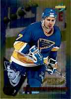 1995-96 Score Gold Line Alexei Kasatonov #183