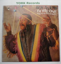 ROY AYERS - I'm The One (For Your Love Tonight) - Ex LP Record Columbia C 40423