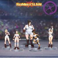 Wargames Wrestling BNIB Rumbleslam Deadly Divas