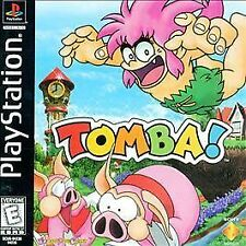 Tomba - PS1 PS2 Playstation Game Only