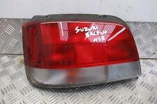 SUZUKI BALENO REAR LIGHT PASSENGER SIDE 1998