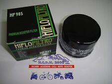 FILTRO OLIO HIFLO HF985 KYMCO MXU IRS 500 2010-2012