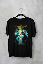 THE NEVERENDING STORY MOVIE T SHIRT XS-5XL 100% COTTON EPIC FANTASY BOOK