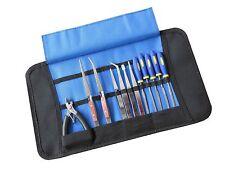 Set 2 Artesanales Modelo Hobby herramientas Kit para los modelistas y fabricantes de joyas Pareo Funda