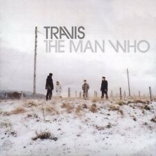 CD Album Travis The Man Who (1999) Chart Hit CD