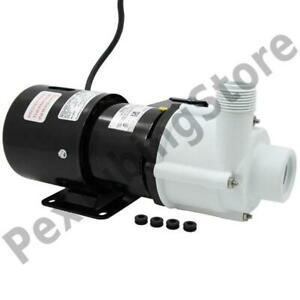 4-MDQX-SC Aquarium Pump, 1/10 HP, 115V