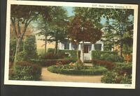 1941 Postmarked Postcard Holly Hedge Camden South Carolina SC