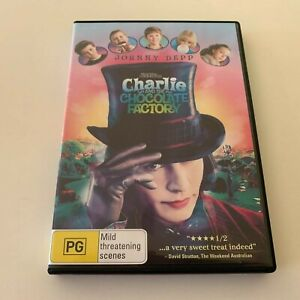 Charlie And The Chocolate Factory R4 VGC