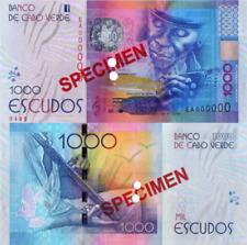 CAPE VERDE 1000 (SPECIMEN) Escudos from 2014, P73s, UNC