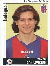 DANILEVICIUS LITHUANIA BOLOGNA.FC BEVEREN UPDATE STICKER CALCIATORI 2007 PANINI