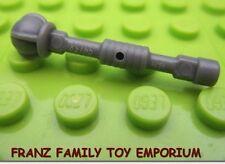 New LEGO Minifig Weapon King STAFF Spherical End Dark Blue Gray Castle Hobbit