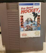 RARE Pro Sport Hockey Nes Cartridge Nintendo Game