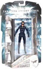 "Batman Dark Knight Rises Deluxe Movie Masters Catwoman 6"" Figure Goggles Down!"