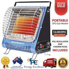 Companion Portable LPG Gas Heater COMP232