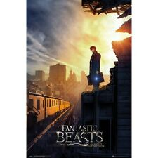 FANTASTIC BEASTS And Where To Find Them Movie Poster - Full Size 24x36 Print
