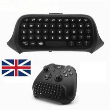 Wireless Mini 2.4G Keyboard Chatpad For Xbox One Controller GAMING KEYPAD New UK