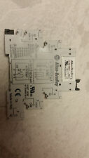 Allen Bradley 700-TBR24 Relay with 700-HN163 Base ser A