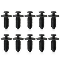 Clipsandfasteners Inc 25 Upper Grille Push-Type Retainers For Subaru 90913-0003