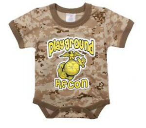 1pc Infant Bodysuit - Playground Recon | CAMO | BABY