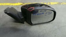 Ford Focus driver wing mirror NO puddle light panther black fits 11-18