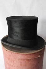Victorian/Edwardian 100% Silk Vintage Hats for Men