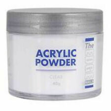 The Edge CLEAR Acrylic Powder 40g - Trail size also Available - VAT Inclusive