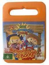New MacDonald's Farm Barnyard Boogie Rare Children's Music DVD