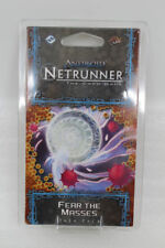 Fantasy Flight Games Android Netrunner Juego de Cartas Fear The Masses Inglés