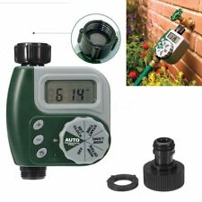T Traders Electronic Water Tap Timer DIY Garden Irrigation Control Unit Digital