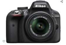 Nikon D3300 24.2MP Digital SLR Camera - Black (Kit w/ AF-S DX VR II 18-55mm L…