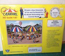 IHC Carnaval Escala Ho MAQUETAS LIMA IBERTREN KIDDIE BOAT RIDE  # 5127 VER FOTO