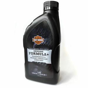 Harley-Davidson 62600019 Formula + Transmission & Primary Chaincase Oil