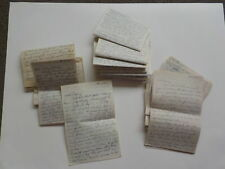 32 WWII Letters Marine Wife 14th Marines 4th Division USMC World War Two Lot WW2