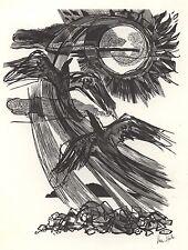 Lou Strik : Opus 339, Raven