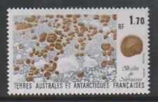 FSAT/TAAF/French Antarctic - 1991, 1f70 Moss Balls in Shingle stamp -MNH- SG 272