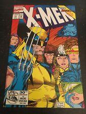 X-men#11 Incredible Condition 9.4(1992) Jim Lee Art!!
