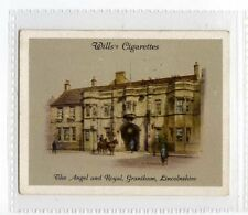 (Jc2369-100)  WILLS,OLD INNS,A SERIES,THE ANGEL & ROYAL,1936#2