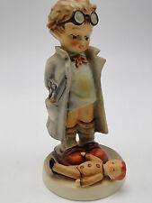 Old Goebel Hummel Figurine Doll Doctor #127 TMK5 4 7/8in