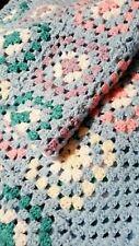 Vintage Crochet blanket afghan