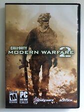 Call of Duty: Modern Warfare 2 (PC, 2009) Complete