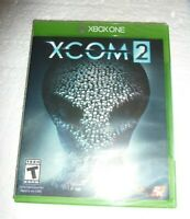 New Factory Sealed XCOM 2 Microsoft Xbox One   S-48