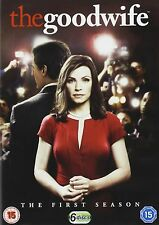 The Good Wife Complete Series 1 DVD All Episode First Season UK Release NEW R2