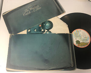 The Wailers LP Catch A Fire LIGHTER COVER Bob Marley